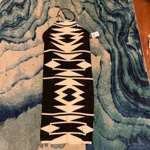 Ralph Lauren Knit Sweater Dress Halter NWT